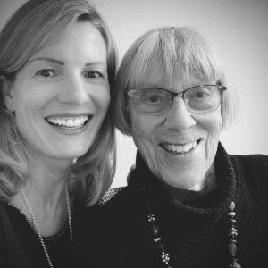 COMPUTER TRAININGS München | Unterricht mit Dr. Gerta Weidner | 94 Jahre